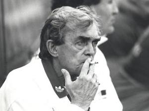 Ernst Happel - Fußball und Rauchen - thats live